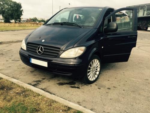 Mercedes Vito Long 8+1