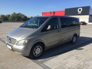 Mercedes Vito Long 8+1 gold